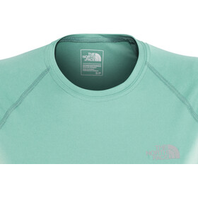 The North Face Flex t-shirt Dames turquoise